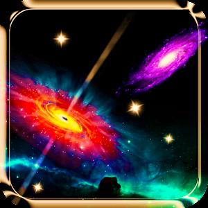 Galaxy 3D Live Wallpaper