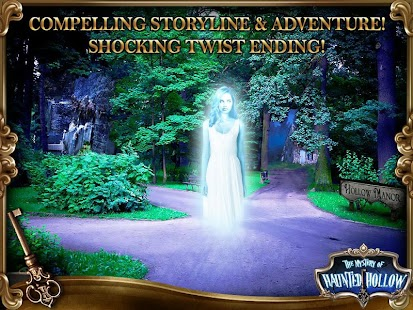 Mystery Of Haunted Hollow Demo apk screenshot