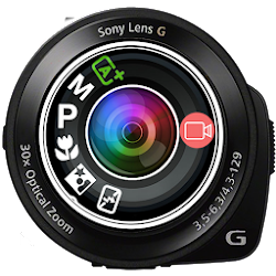 Action Camera for Casio GzEye