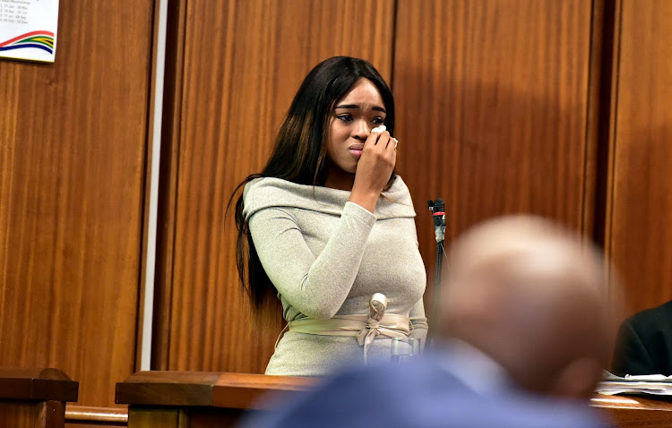 Cheryl Zondi, 22, told the court how at first she was in awe of rape accused pastor Tim Omotoso after watching clips of him performing 'miracles'