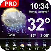 Weather App 2019 Free Weather Forecast Widget Mod