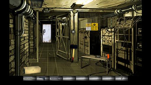 Escape Moon Base