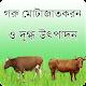 গরু মোতাজাতকরন ও দুগ্ধ উৎপাদন - Cattle Care Bangla Download for PC Windows 10/8/7