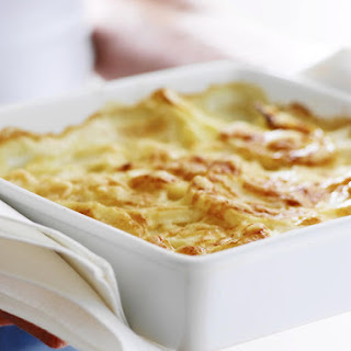 No Flour Scalloped Potatoes Recipes.