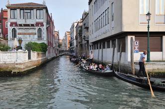 Photo: Postranní kanál Canal di Cannaregio.