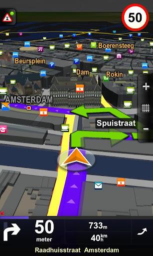 Sygic: Telekom Edition screenshot 3