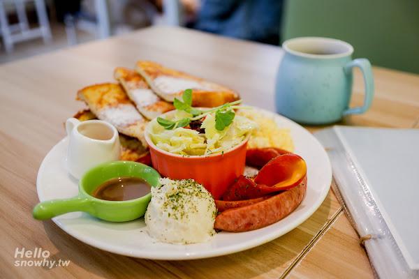 丸福早午餐 Wonderful Food,高CP值現點現做的美味brunch