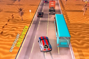 Traffic Car Highway Rush Racing 3