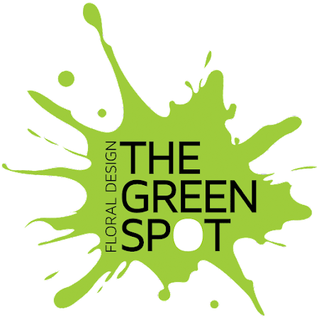 The green spot floral design