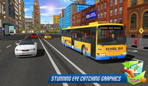 School Bus Driver Simulator 2018: City Fun Drive 1.0.2 screenshots 18