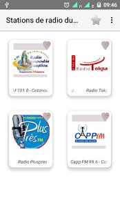 Stations de radio du Benin - náhled