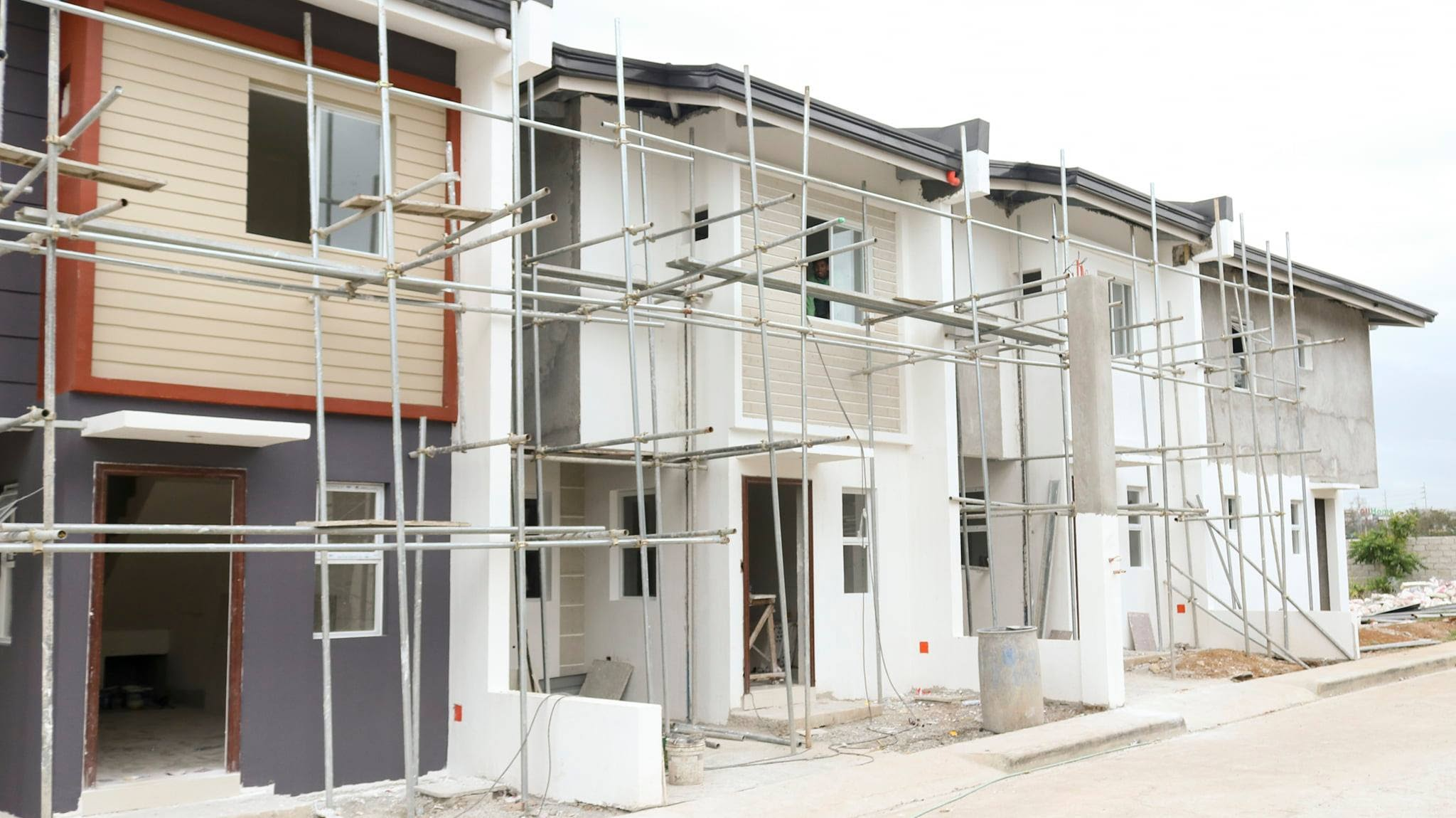 Eminenza Residences 3, San Jose del Monte, Bulacan April 2021 construction update