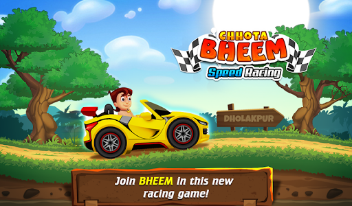 Chhota Bheem Speed Racing  captures d'écran 1