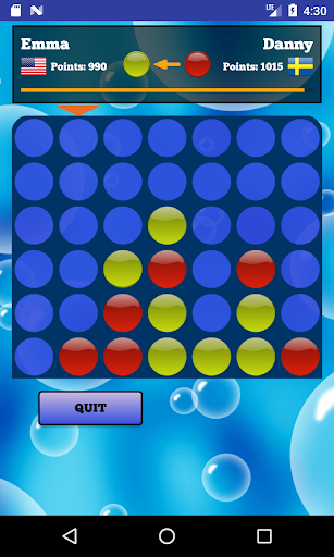 Connect 4 Online - Play four in a row 2.4.5 screenshots 8