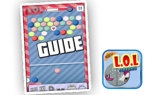 cheats For LOL Surprise pop Ball - náhled