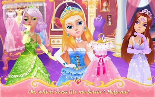 Princess Dancing Party- screenshot thumbnail