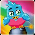 Birds Bomber match3 apk