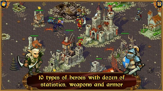 Majesty: The Fantasy Kingdom Sim Apk Download For Android and Iphone 7
