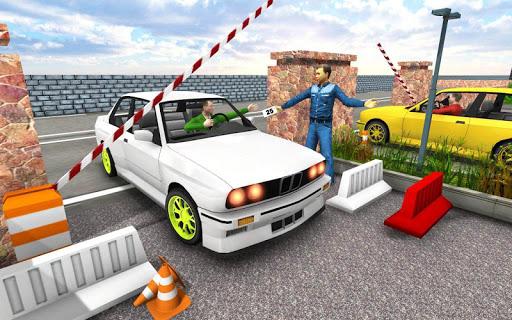 Code Triche voiture parking gloire - voiture Jeux 2020 APK MOD screenshots 1