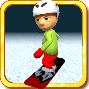 Snowboard Racer for PC and MAC