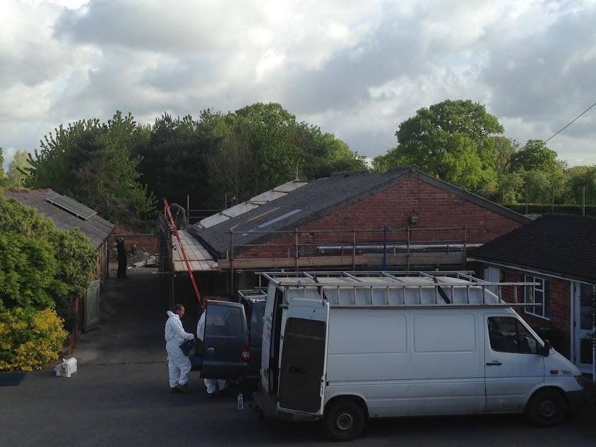 Asbestos Garage Roof How To Get Rid Singletrack Magazine
