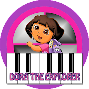 Dora the Explorer Piano Game APK