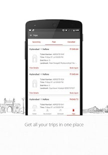 AbhiBus Online Bus Tickets- screenshot thumbnail