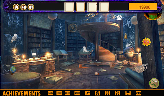 Wizard War Hidden Object- screenshot thumbnail