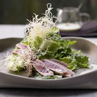 Asian-Style Romaine Salad.