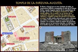 Photo: 23: Templo de la Fortuna Augusta