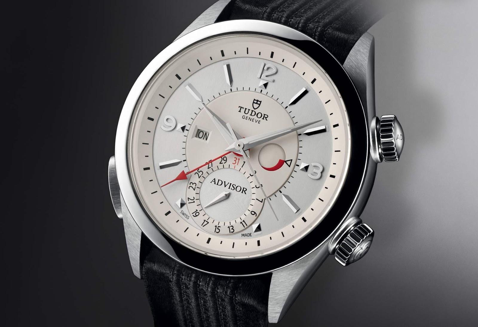 TUDOR Heritage Advisor Swiss Watch