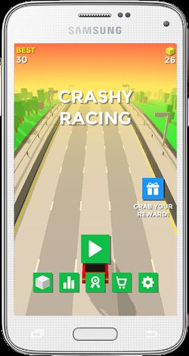 Racing crash : control your car in the city 1.3 screenshots 1
