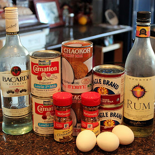 Puerto Rican Eggnog