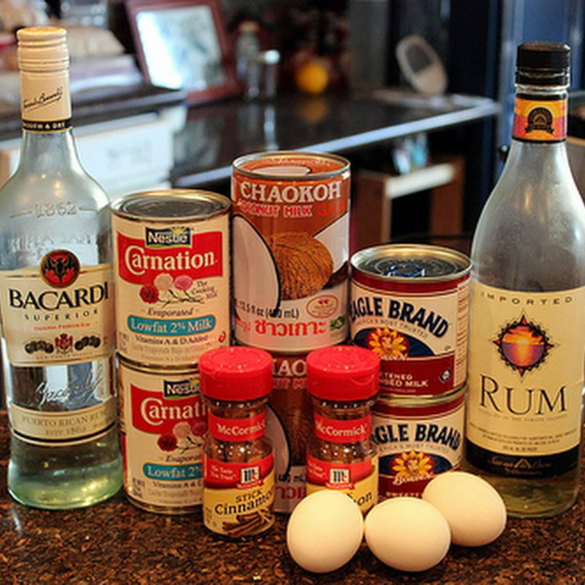 Party Drinks With Rum Recipes Yummly