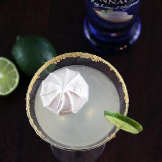 Key Lime Pie Martini.