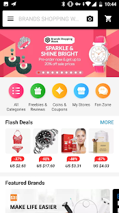 AliExpress - Smarter Shopping, Better Living Screenshot