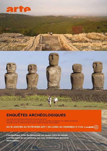 Arte enquêtes archéologiques