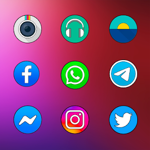 OXYGEN CIRCLE – ICON PACK v2.2 [Patched] 5