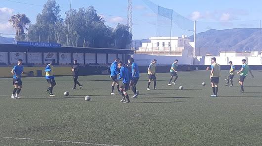 Al Berja CF se le escapa la victoria en casa