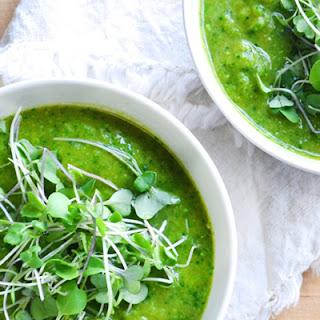 Spring Green Detox Soup