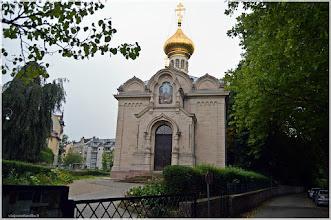Photo: Iglesia Rusa. Baden-baden.La Selva Negra . Alemania http://www.viajesenfamilia.it/selva_negra.htm