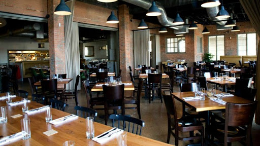 Grace In Downtown Fort Worth Is Always A Sure Thing For Special Meal But This Cozy Casual Restaurant Features Fireplace