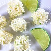 Coconut Lime Bites