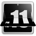 3D Animated Flip Clock PRO icon