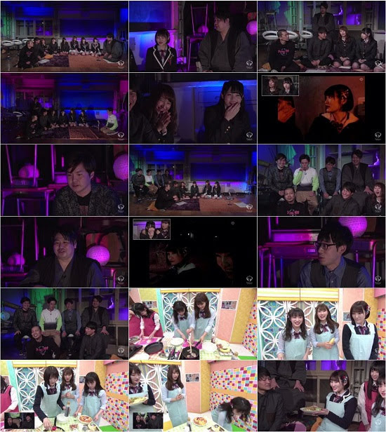 (TV-Variety)(720p) (NMB48・SKE48) Terror! Ghost story thrill seeking cooking4K Part3