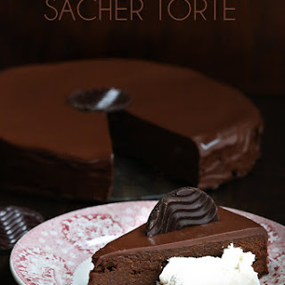 Low Carb Sacher Torte