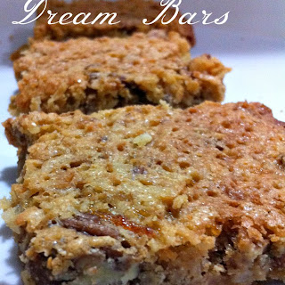 Coconut Dream Bars Recipes