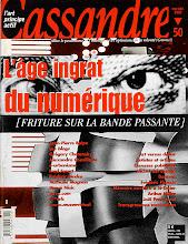 Photo: © Olivier Perrot Couverture Cassandre 50 http://www.horschamp.org
