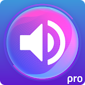 Volume Booster - Volume Up - Max Volume Icon