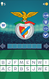Football Clubs Logo Quiz Capture d'écran